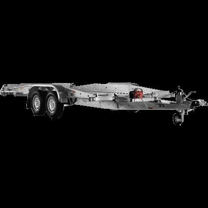 Biltransportvagn, boggi totalvikt 2500 kg