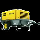 Kompressor, Atlas Copco XAHS 186 C3 Högtryck
