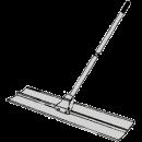 Sloda 1,5 meter med fast skaft (aluminium)