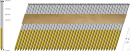 Spik 17 grader, 65mm,Varmgalv