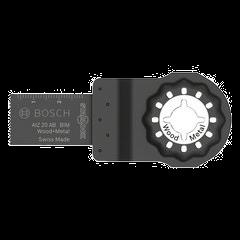 Sågblad Bosch 20 x 20 mm AIZ20AB Trä och metall