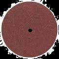 Kantslippapper 180 mm 24 korn