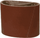 Golvslippapper 200mm 120 korn Ändlöst