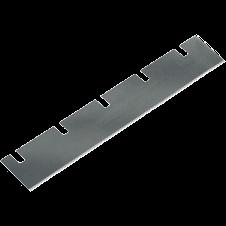 Mattstripperblad rakt för D2000