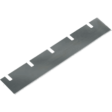 Mattstripperblad rakt för Multistripper och Vario