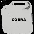 Bensin oljeblandad, Cobra, Silver 5 liter