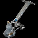 Golvspackel-slip ABS med hjul