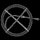 Rensband 16 mm, 22,5 meter