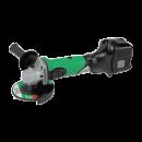 Vinkelslip batteridriven, Hitachi G18DL
