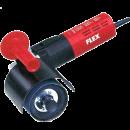 Satineringmaskin för metall och trä