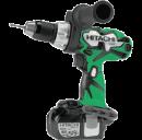 Handborrmaskin, Hitachi DS18DAL 18 V