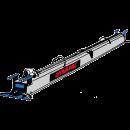 Vibratorbalk, enprofils 380 V, 6,20 meter