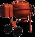 Betongblandare, Lescha 250 liter