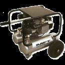 Kompressor, 220 V 190 liter, med hjul