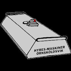 Tjältiningskassett, eldriven 380 V