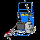 Pump, 220 V för diesel