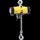 Lyftblock, tryckluftsdrivet -0,5 ton