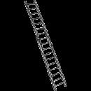 Stege, 2-delad 10,0 meter