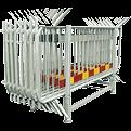 Transporthäck för 15 staket