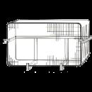 Transporthäck för stängsel, Tremix